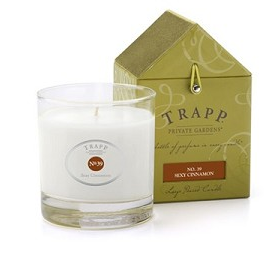TRAPP FRAGRANCES SEXY CINNAMON CANDLE