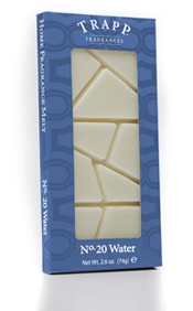 TRAPP FRAGRANCES WATER HOME FRAGRANCE MELT
