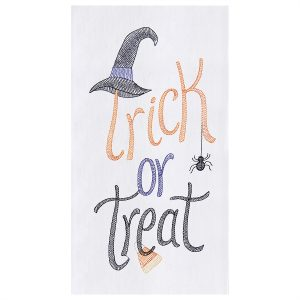 TRICK OR TREAT TOWEL