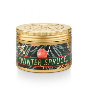 TRIED AND TRUE HOLIDAY 4OZ TIN CANDLE