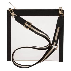 TRUFFLE CLARITY CROSSBODY