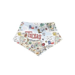 TX MAP BABY BANDANA BIB