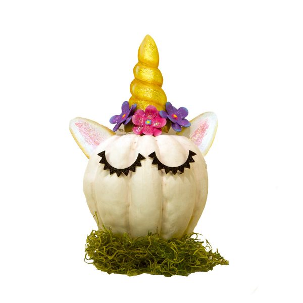UNICORN PUMPKIN PARTS