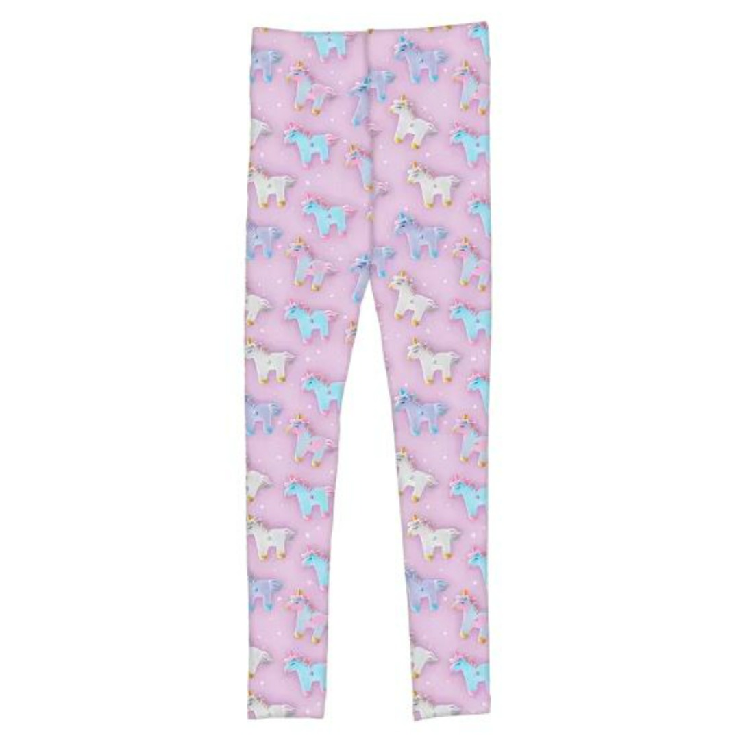 UNICORNS AND STARS LEGGINGS