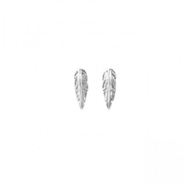 UNO DE 50 FEATHER EARRINGS