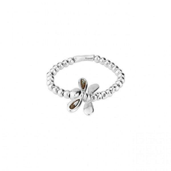 UNO DE 50 LITTLE DRAGONFLY BRACELET