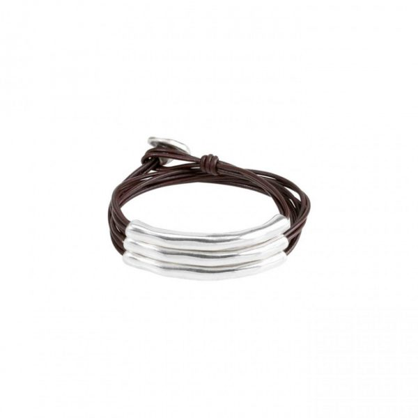 UNO DE 50 NOT TO BE BRACELET IN SILVER