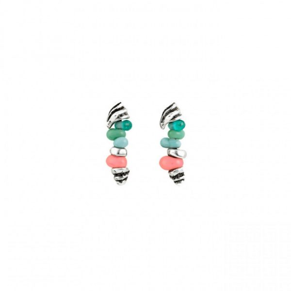 UNO DE 50 SEAHORSE EARRINGS