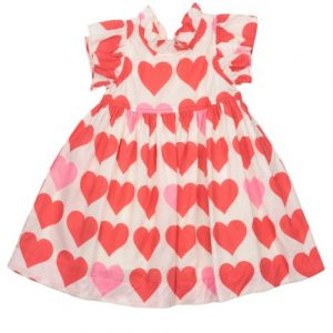 VALENTINE HEART JENNIFER DRESS