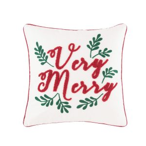 VERY MERRY PILLOW