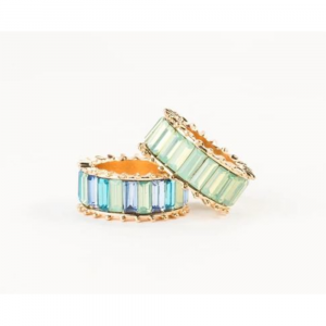 VIOLET & BROOKS SEAFOAM MULTI ELYSE RING