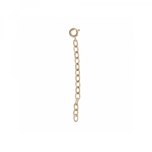 WAXING POETIC BRASS CHAIN EXTENDER