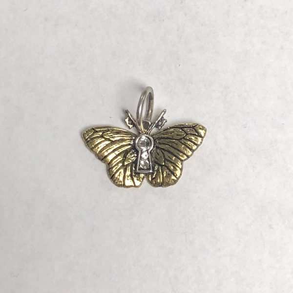 WAXING POETIC BUTTERFLY - SEARCH CHARM