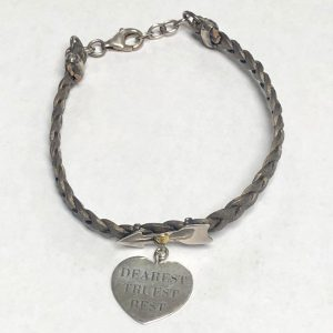 WAXING POETIC DEAREST TRUEST BEST FRIEND BRACELET