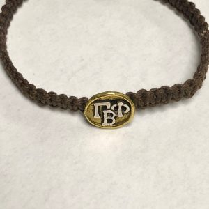 WAXING POETIC GREEK SORORITY BRACELET - PHI BETA