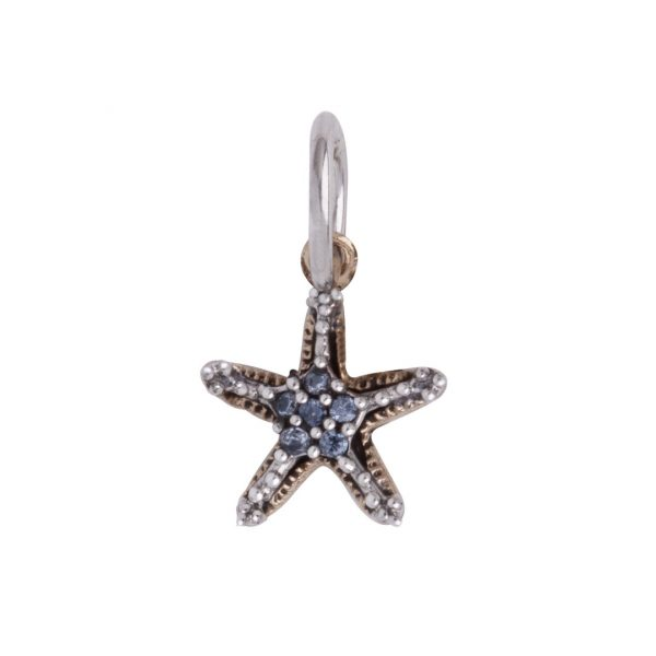 WAXING POETIC NATURAL BEAUTIES CHARM - STARFISH