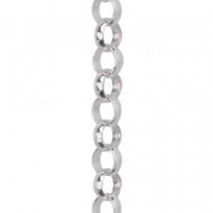 WAXING POETIC SMALL ROLO CHAIN 18""