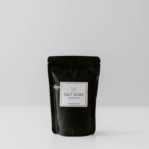 WINSTON + WAITS TRAVEL SALT SOAK
