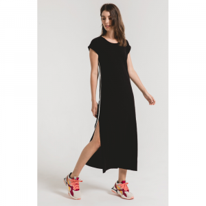 Z SUPPLY THE BLACK SONORA DRESS