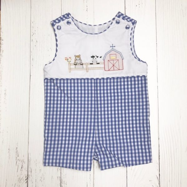 ZUCCINI FARM BOY SHORTALL