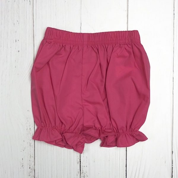 ZUCCINI HOT PINK BLOOMERS