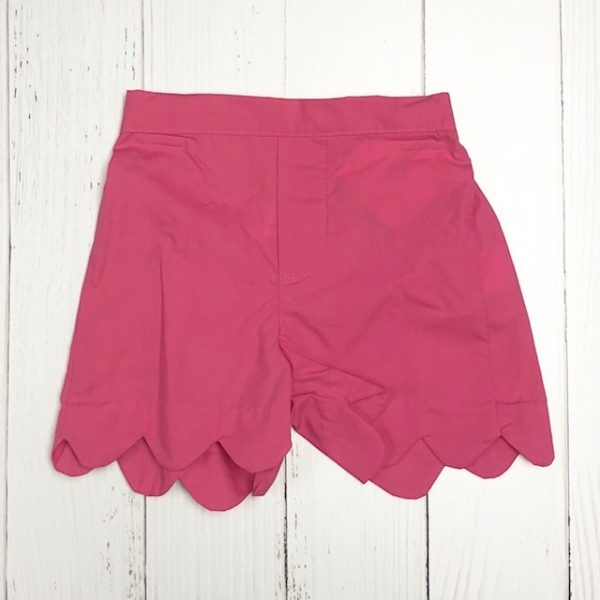 ZUCCINI HOT PINK SHORTS