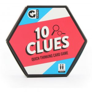10 CLUES GAME