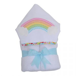 3 MARTHAS RAINBOW EVERYKID TOWEL