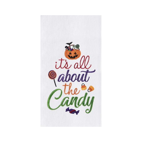 ALL ABOUT THE CANDY TOWEL