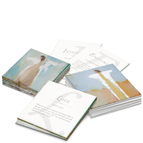 ANNE NIELSON A-Z SCRIPTURE CARDS
