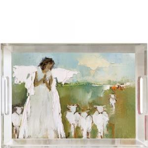 ANNE NIELSON ACRYLIC TRAY