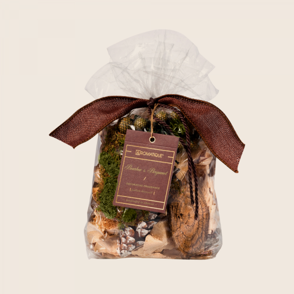 AROMATIQUE BOURBON AND BERGAMOT BAG