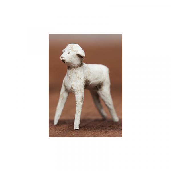 BABY SHEEP FIGURINE