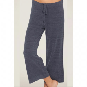 BAREFOOT DREAMS COZYCHIC ULTRA LITE CULOTTE-PACIFIC BLUE