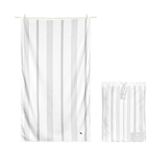 DOCK & BAY BATH TOWEL IN JASMINE WHITE