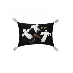 BOO GHOSTS PILLOW