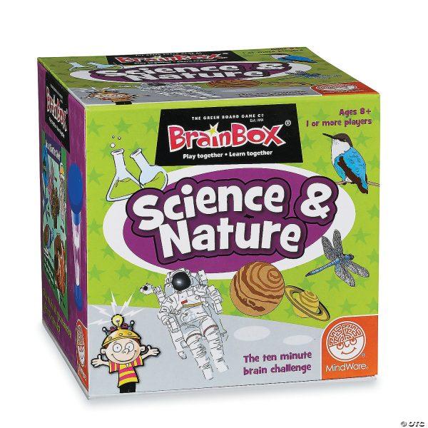 BRAINBOX SCIENCE & NATURE