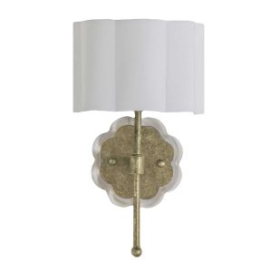 CHAMPAGNE SHIRLEY SCONCE
