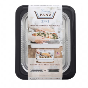 CHARCOAL FANCY PANZ 2-IN-1