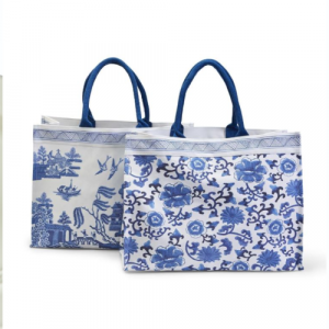 CHINOISERIE TOTE BAGS