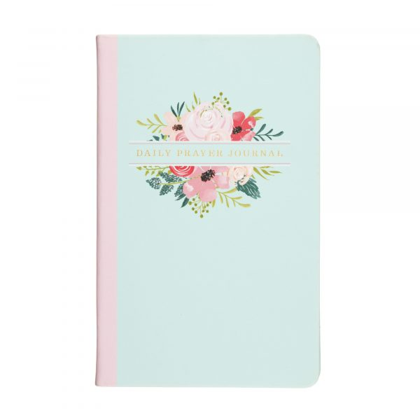 CHRISTIAN COLLECTION BIBLE JOURNAL-FLORAL