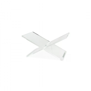 CLEAR LUCITE BOOK STAND