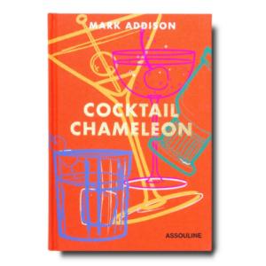 ASSOULINE- COCKTAIL CHAMELEON BOOK