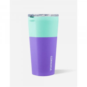 CORKCICLE COLOR BLOCK MINT BERRY