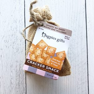CRACKER SMACK SALTED CARAMEL