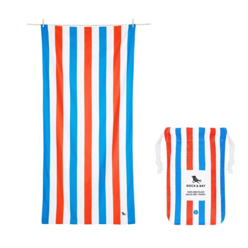 DOCK & BAY QUICK DRY BEACH TOWEL - POOLSIDE PARTY