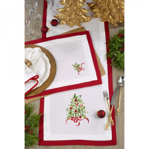 DOUBLE LAYER HOLLY RUNNER
