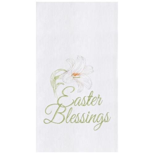 EASTER BLESSINGS TOWEL