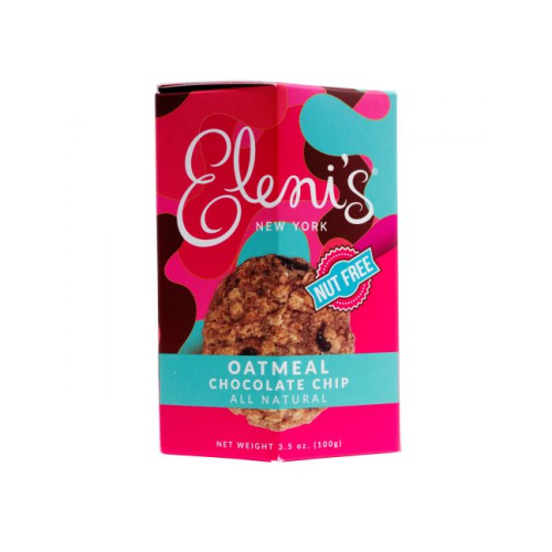 ELENI'S EVERY DAY OATMEAL CHOCOLATE CHIP COOKIES