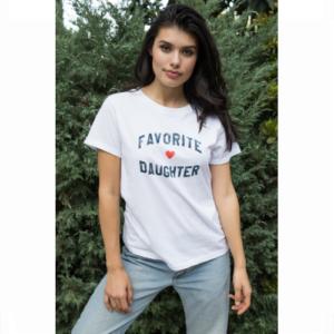 FAVORITE DAUGHTER LOOSE TEE